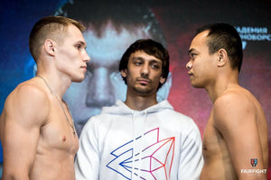 Surprised lost for Yodwicha Banchamek to Artem Pashporin at Fair Fight 9, Russia