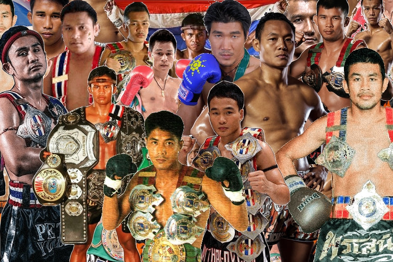 Introduction to Muay Thai in Thailand : Name of Muay Thai Boxers