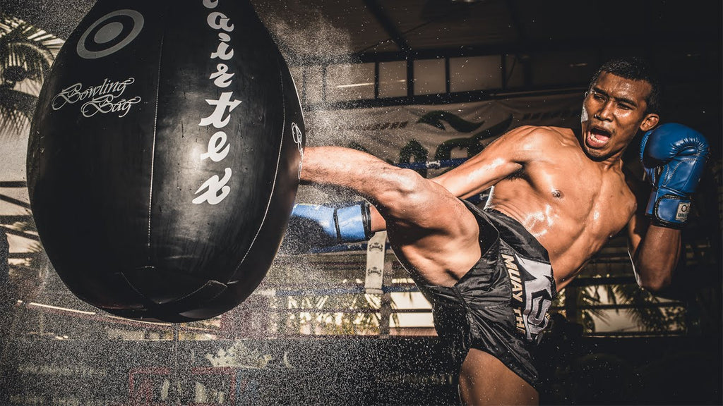Effective Muay Thai training program