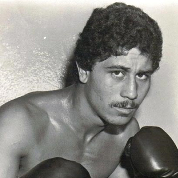 "Photo of Wilfredo ""Bazooka"" Gómez."