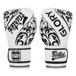 Fairtex Glory Competition Gloves BGVG2 White