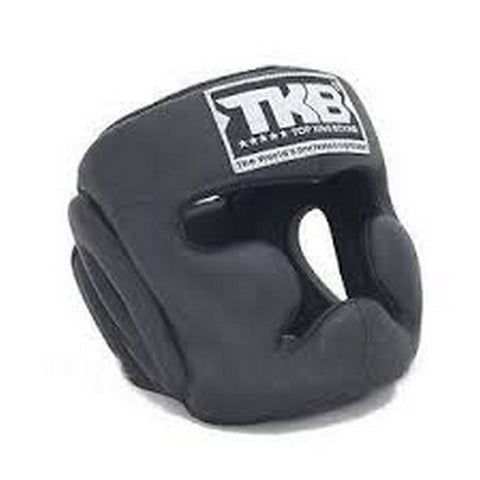 Top King Headgear Full Coverage Black TKHGFC ฺ