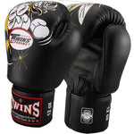 Twins Special Boxing Gloves Sting Like A Bee FBGV-15
