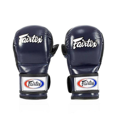 Fairtex MMA Sparring Gloves FGV15 Blue