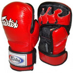Fairtex MMA Sparring Gloves FGV15 Red