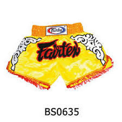 Fairtex Muay Thai Boxing Shorts BS0635