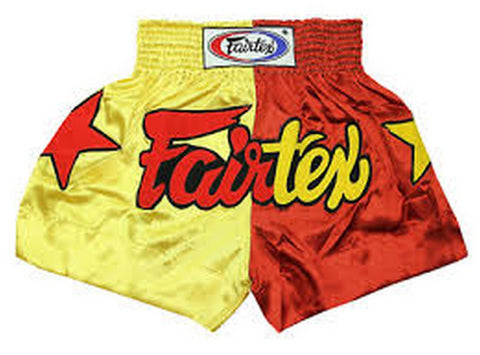 Fairtex Muay Thai Boxing Shorts BS112