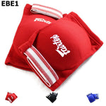 Fairtex EBE1 Competition Elbow Pads Red