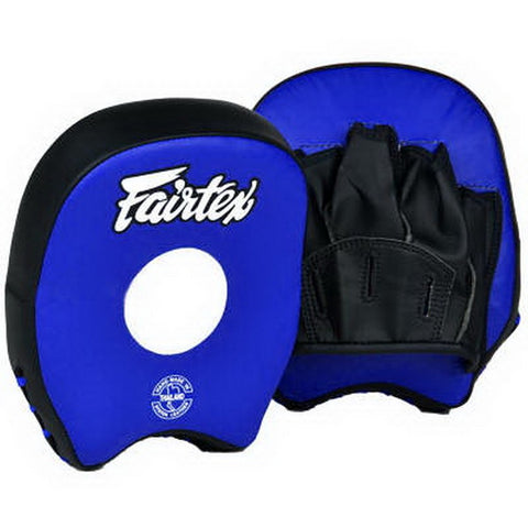 Fairtex Focus Mitts Blue/Black FMV14