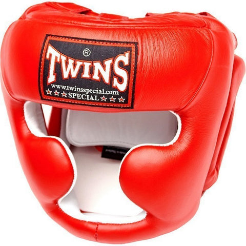 Twins Special Headgear Red HGL-3