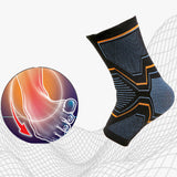 TUFF Ankle Support Brace Compression Protection Training Gym