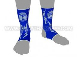 Top King Ankle Support Blue TKANG02