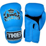 "TOP KING Boxing Gloves Super ""AIR"" Neon Lightblue TKBGSA"