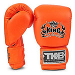 "TOP KING Boxing Gloves Super ""AIR"" Neon Orange TKBGSA"
