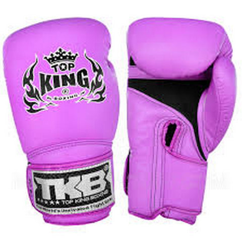 "TOP KING Boxing Gloves Super ""AIR"" Neon Purple TKBGSA"