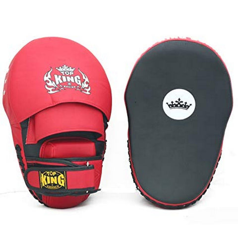 Top King Focus Mitts Extreme TKFME Black-Red