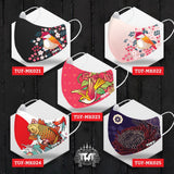 TUFF Fabric Mask Collection Set 5