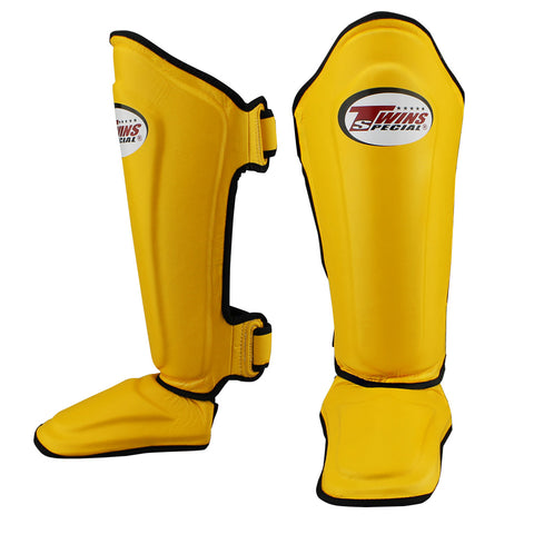 Twins Special Shin Protection Yellow SGL10