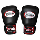 Twins Special Muay Thai Boxing Gloves Black BGVL-3