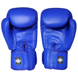 Twins Special Muay Thai Boxing Gloves Blue BGVL-3