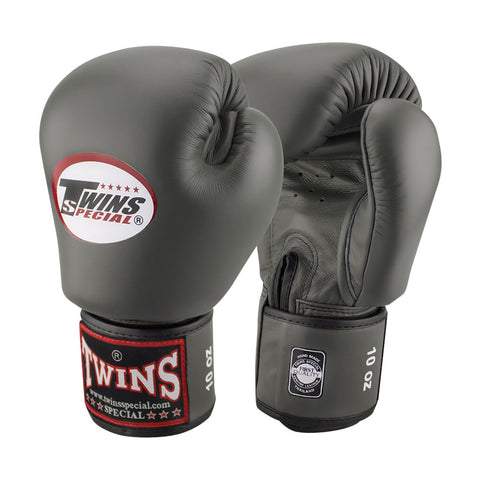 Twins Special Muay Thai Boxing Gloves Grey BGVL-3
