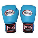 Twins Special Muay Thai Boxing Gloves Lightblue BGVL-3