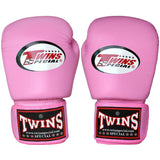 Twins Special Muay Thai Boxing Gloves Pink BGVL-3