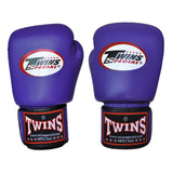 Twins Special Muay Thai Boxing Gloves Purple BGVL-3