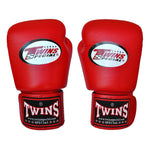 Twins Special Muay Thai Boxing Gloves Red BGVL-3