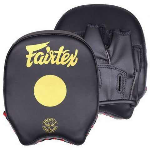 Fairtex Focus Mitts Black FMV14
