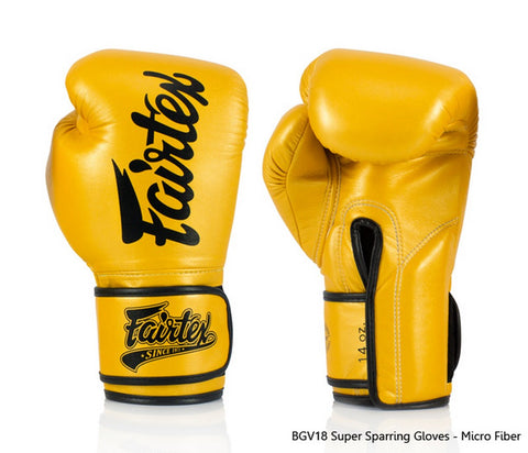 Fairtex BGV18 - Super Sparring Gloves