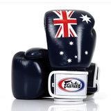 Fairtex Muay Thai Gloves Australian Flag BGV1