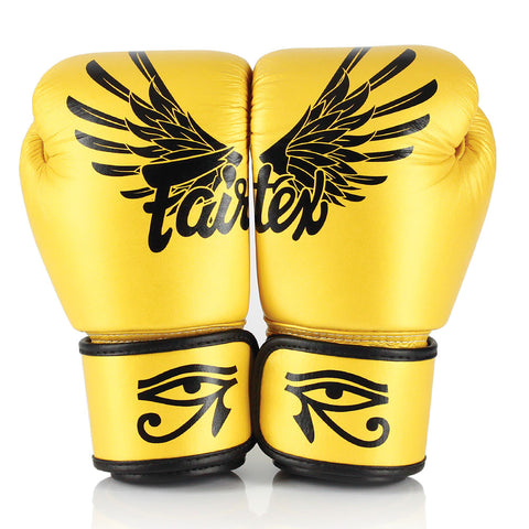 Fairtex Boxing Gloves Falcon Limited Edition Genuine Leather With Box