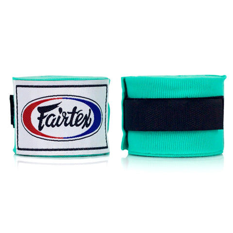 Fairtex Elastic Cotton Handwraps Mint Green HW2
