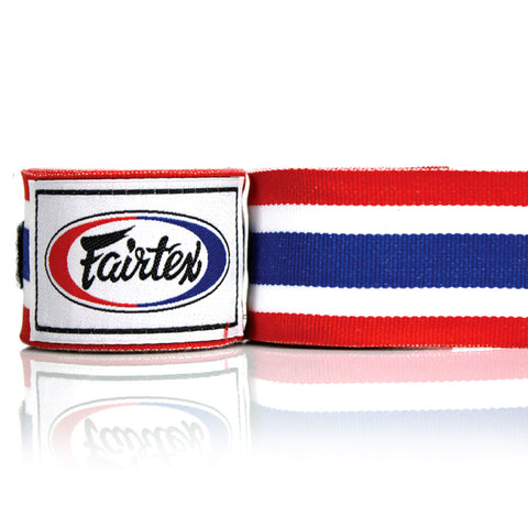 Fairtex Elastic Cotton Handwraps Thai Pride HW2