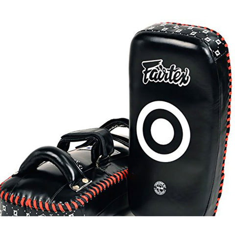 Fairtex KPLS2 : Superior Curved Kick Pads