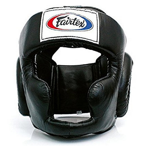 Fairtex HG3 Full Coverage Style Head Guard