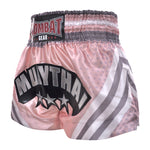 Kombat Muay Thai Boxing Baby Orange Pink With Grey Stripe