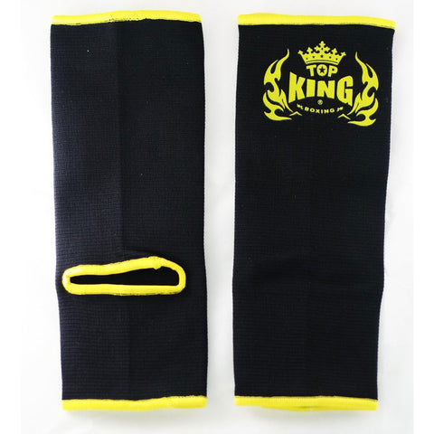 Top King Ankle Support Black TKANG01
