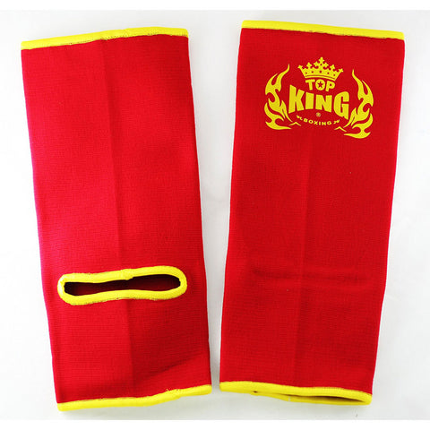 Top King Ankle Support Red TKANG01
