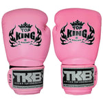 "TOP KING Boxing Gloves Super ""AIR"" Pink TKBGSA"