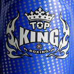 "TOP KING Shin Guards ""Super Star"" Blue TKSGSS01"