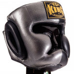 Top King Head Guard Empower Creativity Black Silver TKHGEM02