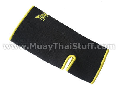 Thaismai Ankle Support Black With Yellow Border AK8001