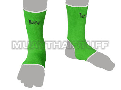 Thaismai Ankle Support Green With White Border AK8001
