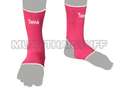 Thaismai Ankle Support Pink With White Border AK8001