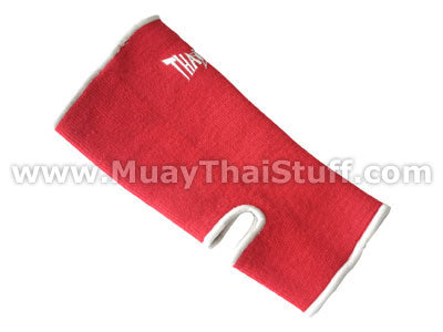 Thaismai Ankle Support Red With White Border AK8001