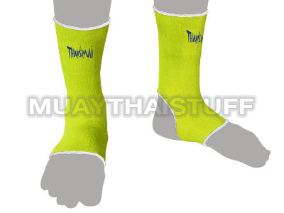 Thaismai Ankle Support Yellow With White Border AK8001