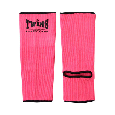 Twins Special Muay Thai Ankle Supports Pink AG