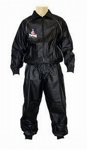 TWINS Warm Up Sweat Suit Black VSS1